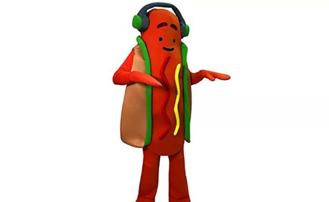 fb7e16ad248b Snapchat s Latest Product Launch Is An  80  Dancing Hot Dog  Halloween  Costume