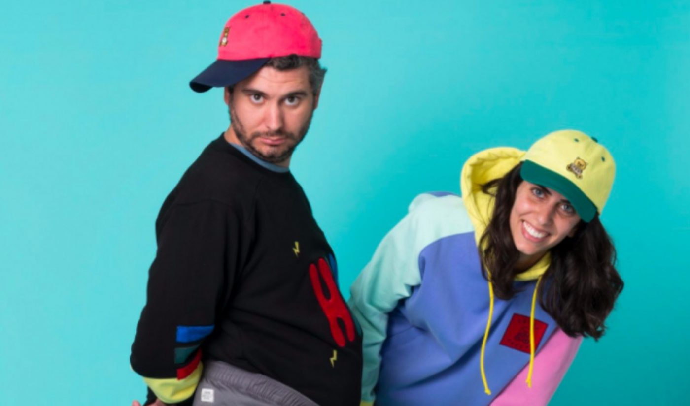 Hila Klein Of h3h3Productions Launches Her Teddy Fresh Fashion Line