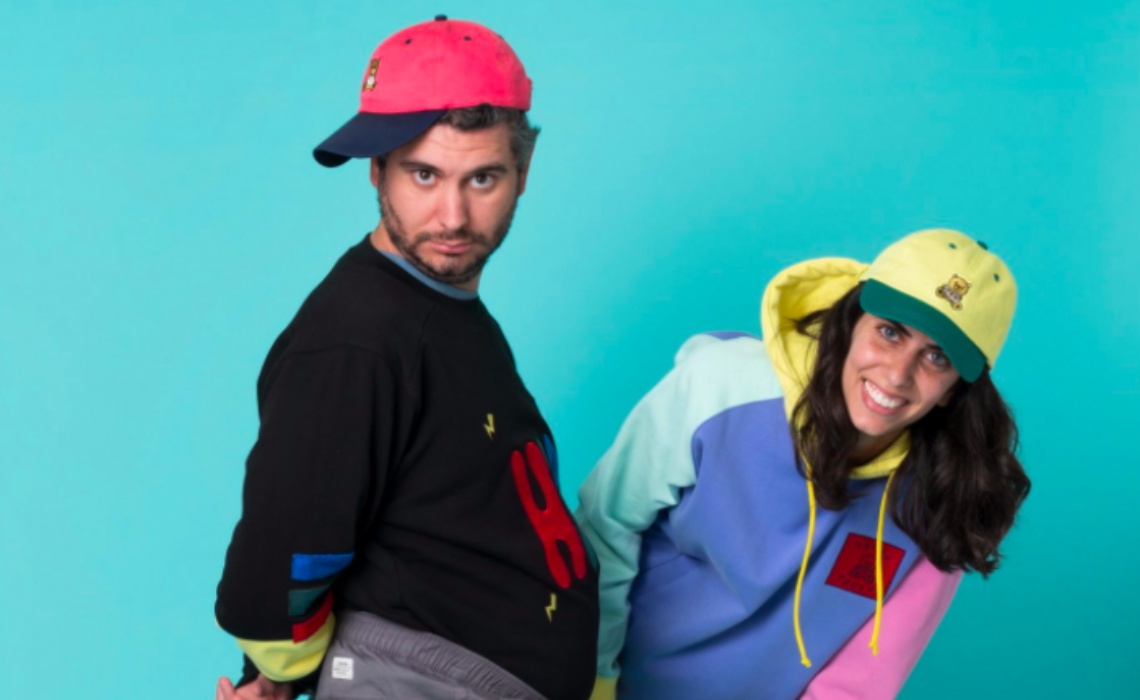 72eaff0a769 Hila Klein Of h3h3Productions Launches Her Teddy Fresh Fashion Line ...