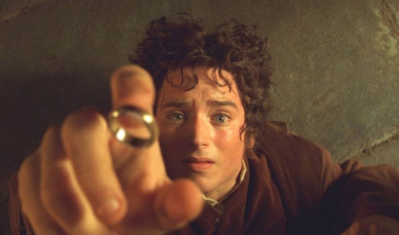 Amazon Paid A Reported $250 Million For Rights To 'Lord Of The Rings' Prequel Series