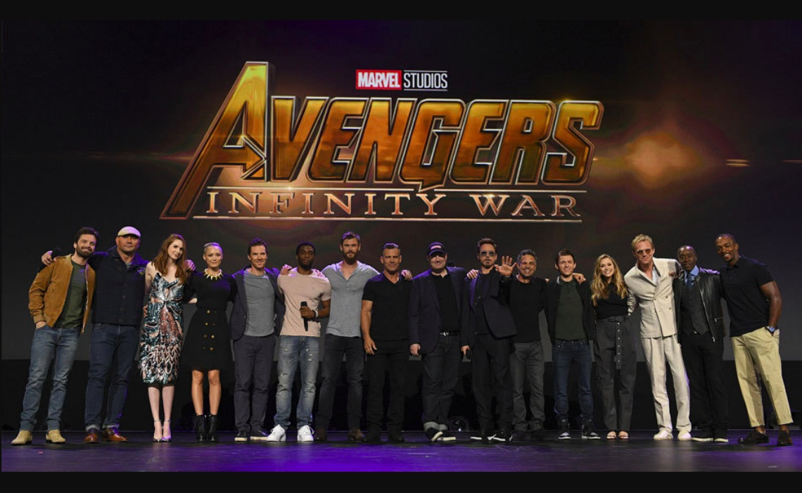 Infinite Excitement: Marvel Debuts New 'Avengers: Infinity Wars' Trailer