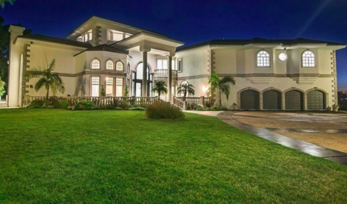 YouTube Star Jake Paul Will Move Into $6.9 Million Mansion
