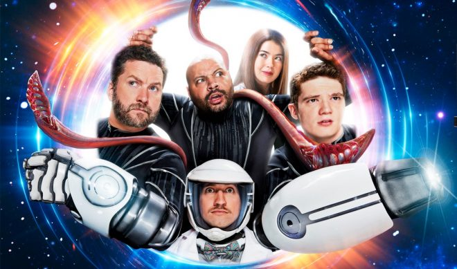 Rooster Teeth's Sci-Fi Sequel 'Lazer Team 2' Is Now Available On YouTube Red
