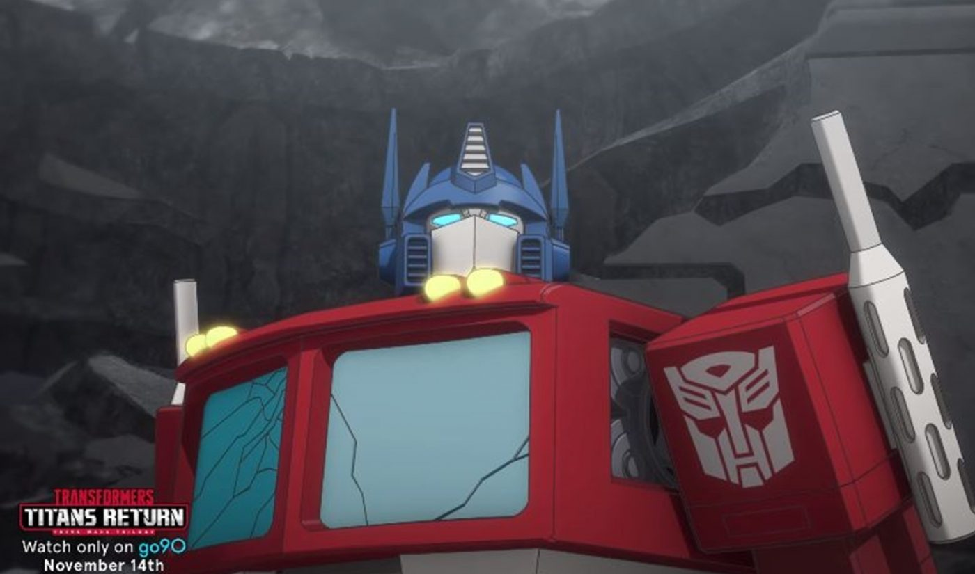 Machinima's 'Transformers' Series Returns To Go90 With MatPat, Tay Zonday (Trailer)