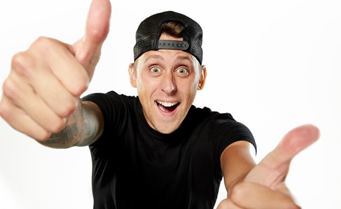 Roman atwood to attempt awe inspiring stunts in new for The atwood