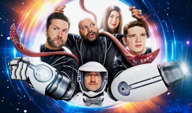 Here's The Official Trailer For Rooster Teeth's 'Lazer Team 2', Hitting YouTube Red Nov. 22