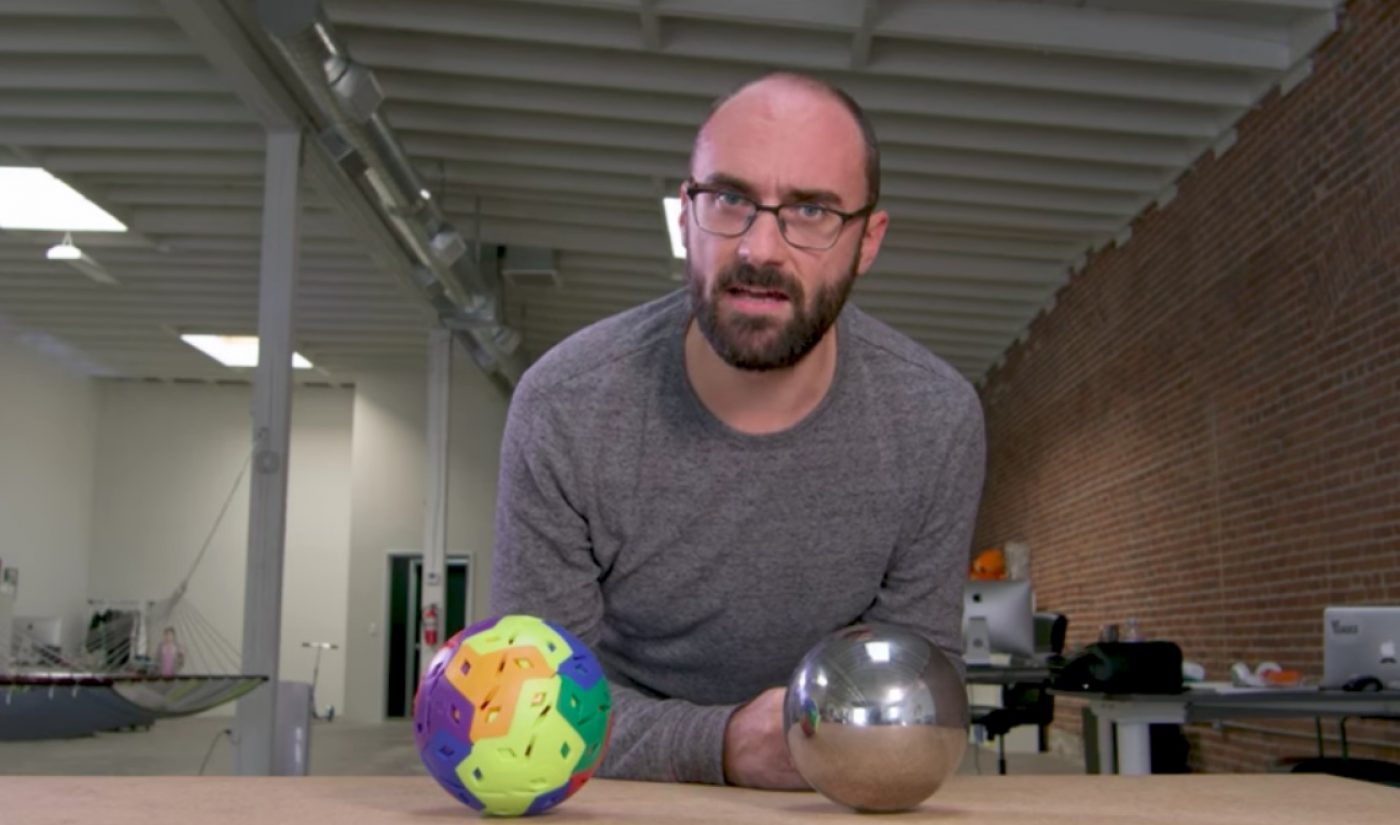 Michael Stevens Posts First New Vsauce Video In Two Months Ahead Of Tour With Adam Savage
