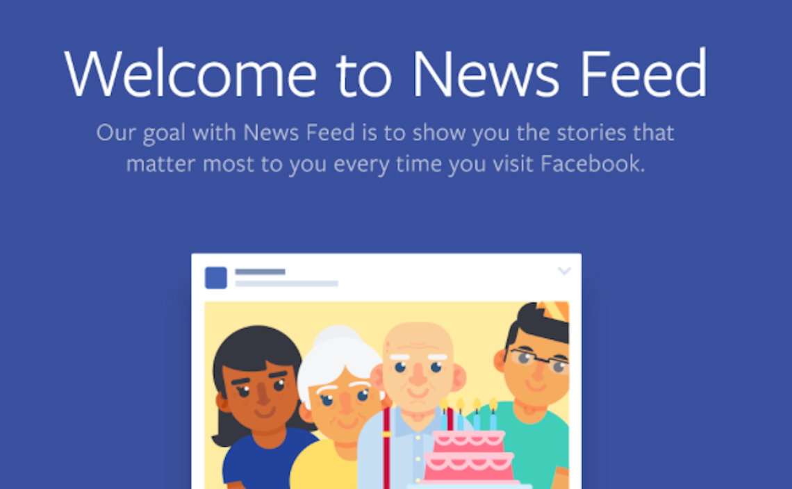 Facebook changes news feed to boost videos
