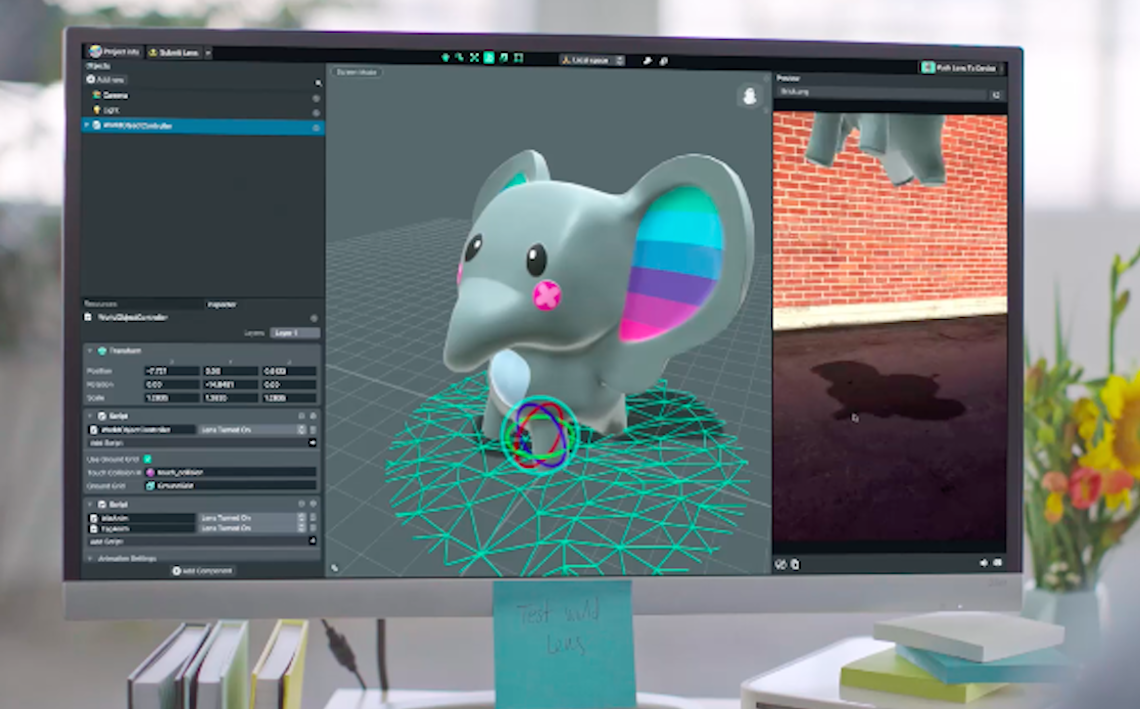 Snapchat Welcomes Developers With Its New AR Design Kit