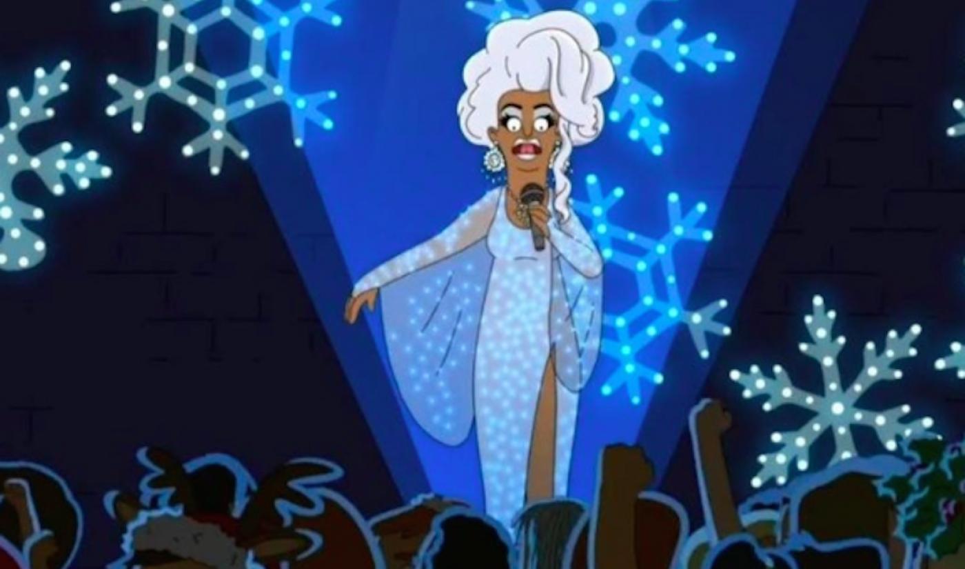 Todrick Hall Makes Drag Queen Cameo In 'Bob's Burgers'