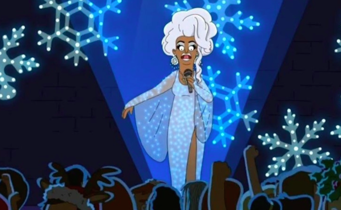 Todrick Hall Makes Drag Queen Cameo In 'Bob's Burgers'