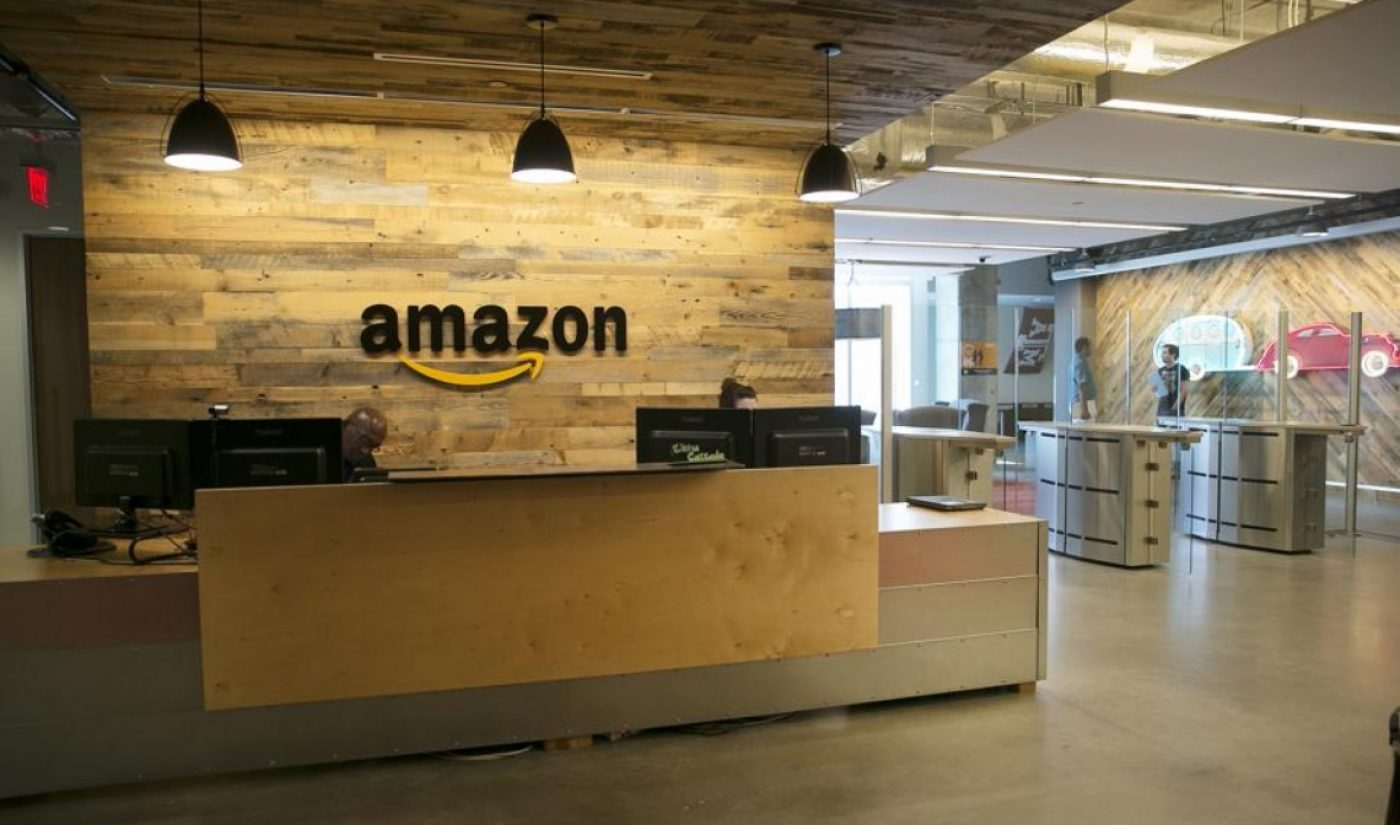 Amazon Has Applied For A Trademark On A Name That Sounds Like A YouTube Competitor