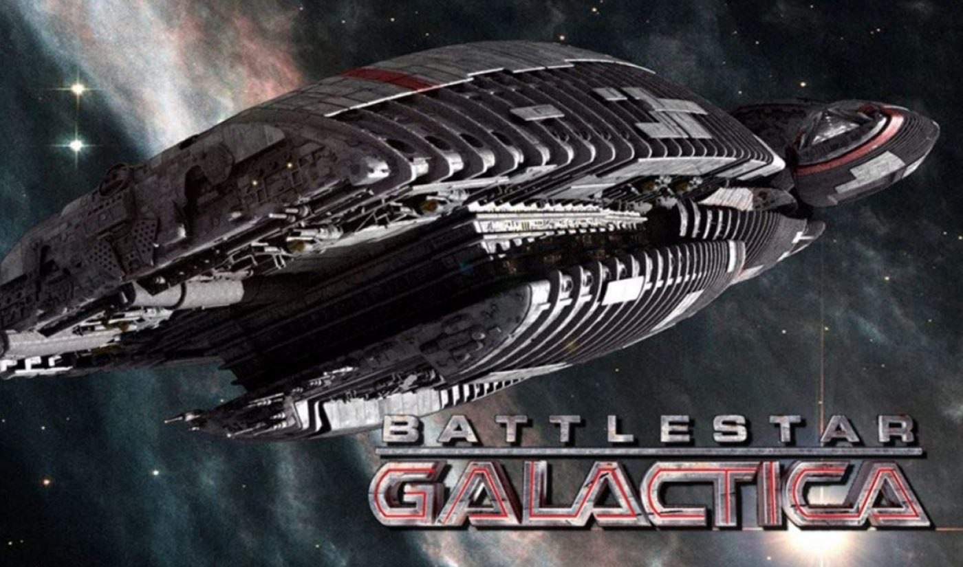 Apple's Third Series Order Is A Space Drama From 'Battlestar Galactica' EP