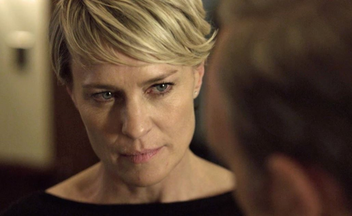 Robin Wright To Lead Final House Of Cards Season Without Kevin