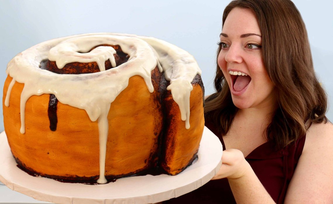 Cake Decorating Icing Artist : YouTube Millionaires: The Icing Artist Strives To