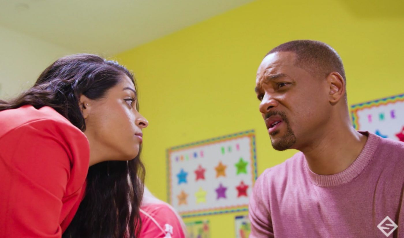 """YouTube Star Lilly Singh Teaches Will Smith """"How To Speak Internet"""" In Her Latest Celebrity Collaboration"""