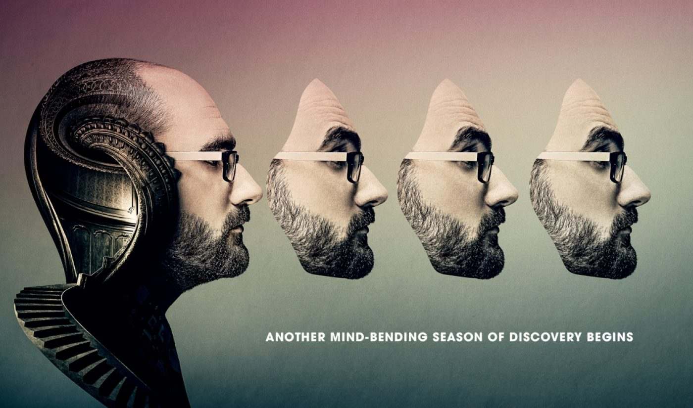 "Michael Stevens Of Vsauce Is A ""Lab Rat"" In Season Two Trailer For YouTube Red Series 'Mind Field'"