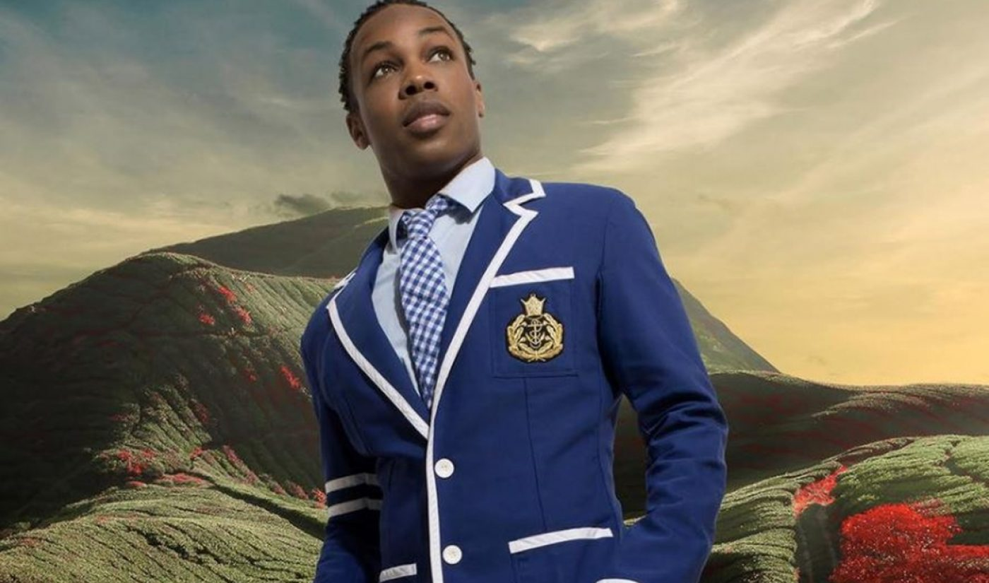 Todrick Hall Fetes Documentary Release, Will Embark On 'The Forbidden Tour'