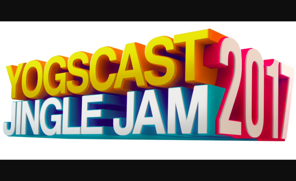 The 2017 Edition Of The Yogscast's Jingle Jam Charity Drive