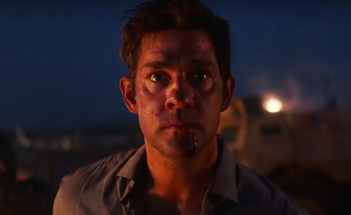 Amazon Will Tout 'Jack Ryan' Series in Super Bowl Ad