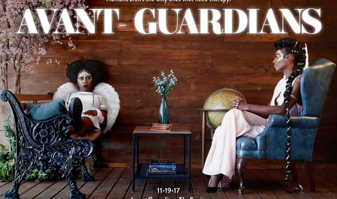 Indie Spotlight: In 'Avant-Guardians' An Angel Needs Some Guidance Of Her Own