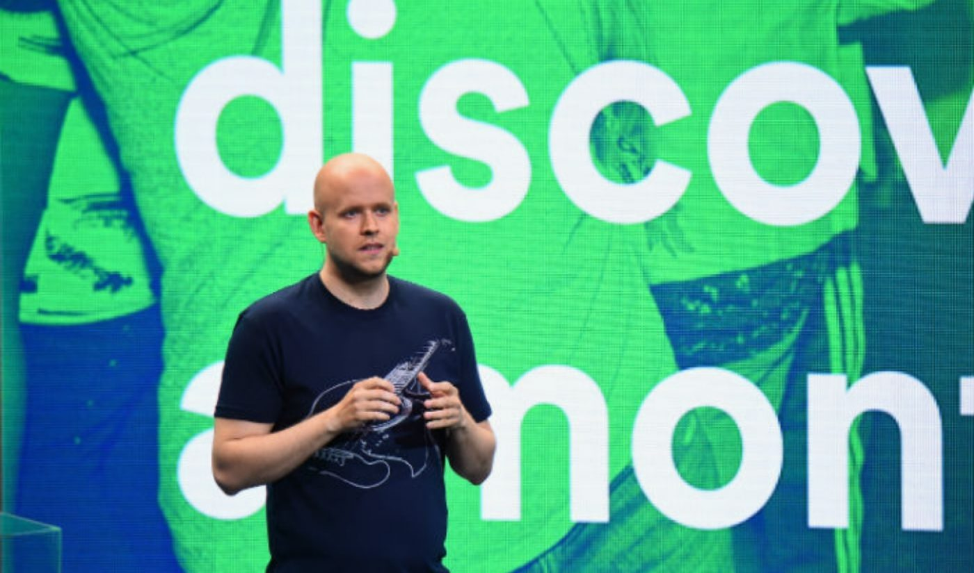 Spotify, Valued Around $19 Billion, Looks Toward Wall Street As It Makes Confidential Filing For Going Public