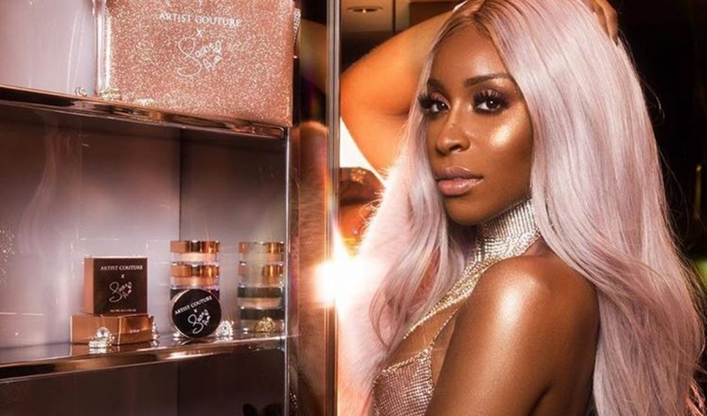 Jackie Aina Receives NAACP's First-Ever 'YouTuber Of The Year' Award
