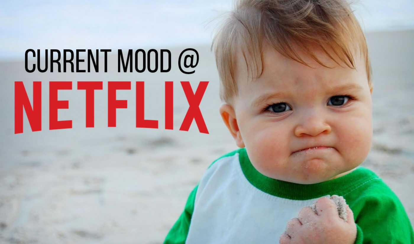 Insights: Netflix's Great Week Leaves Pretenders Chasing The Dream