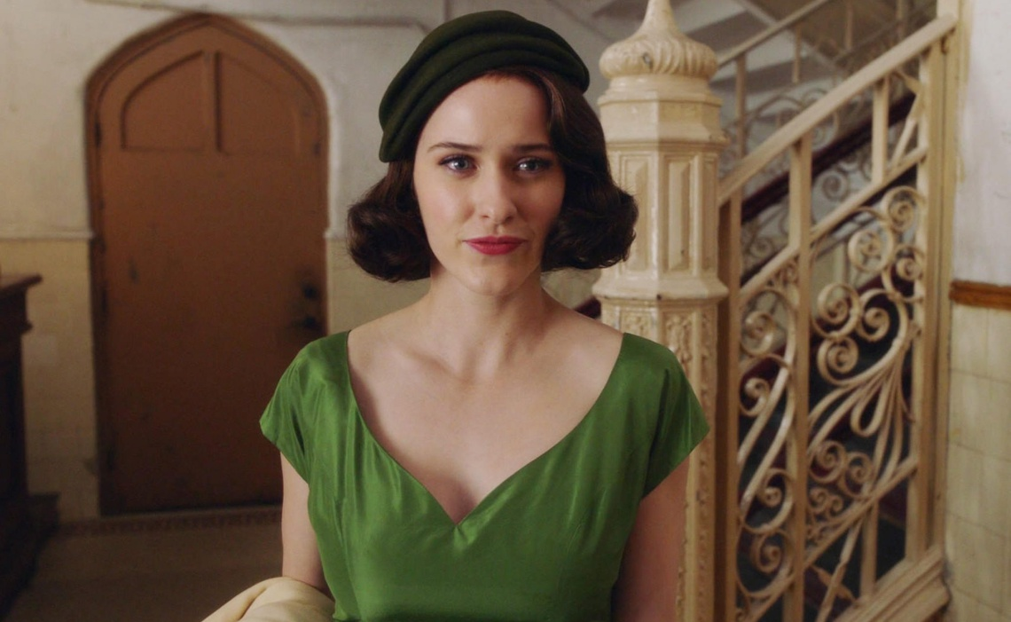The Marvelous Mrs. Maisel wins two Golden Globes