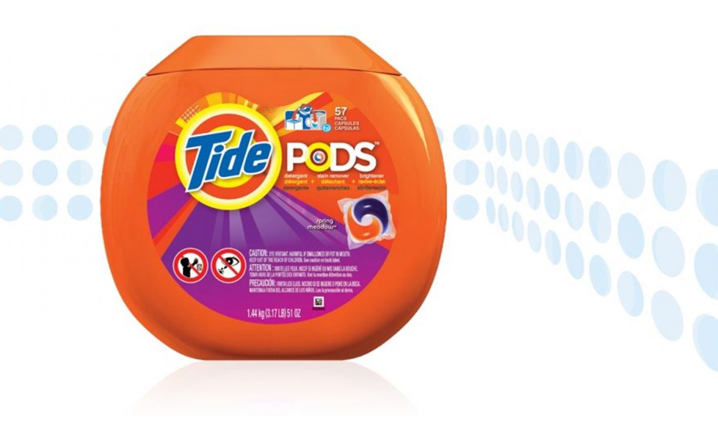 YouTube Denounces 'Tide Pod Challenge', Is Working To Remove Offending Clips
