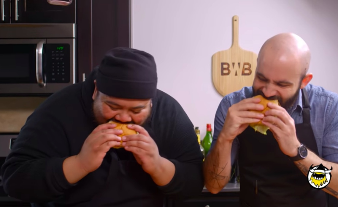 With More Than 500 000 Views Per Episode First We Feast S Burger Show Is Off To Sizzling Start Tubefilter