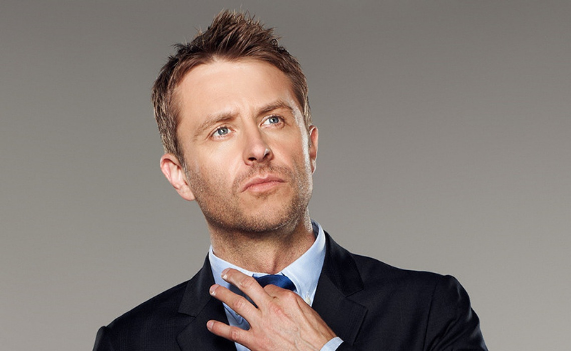 Nerdist's Chris Hardwick Moves His Podcast Away From The ...