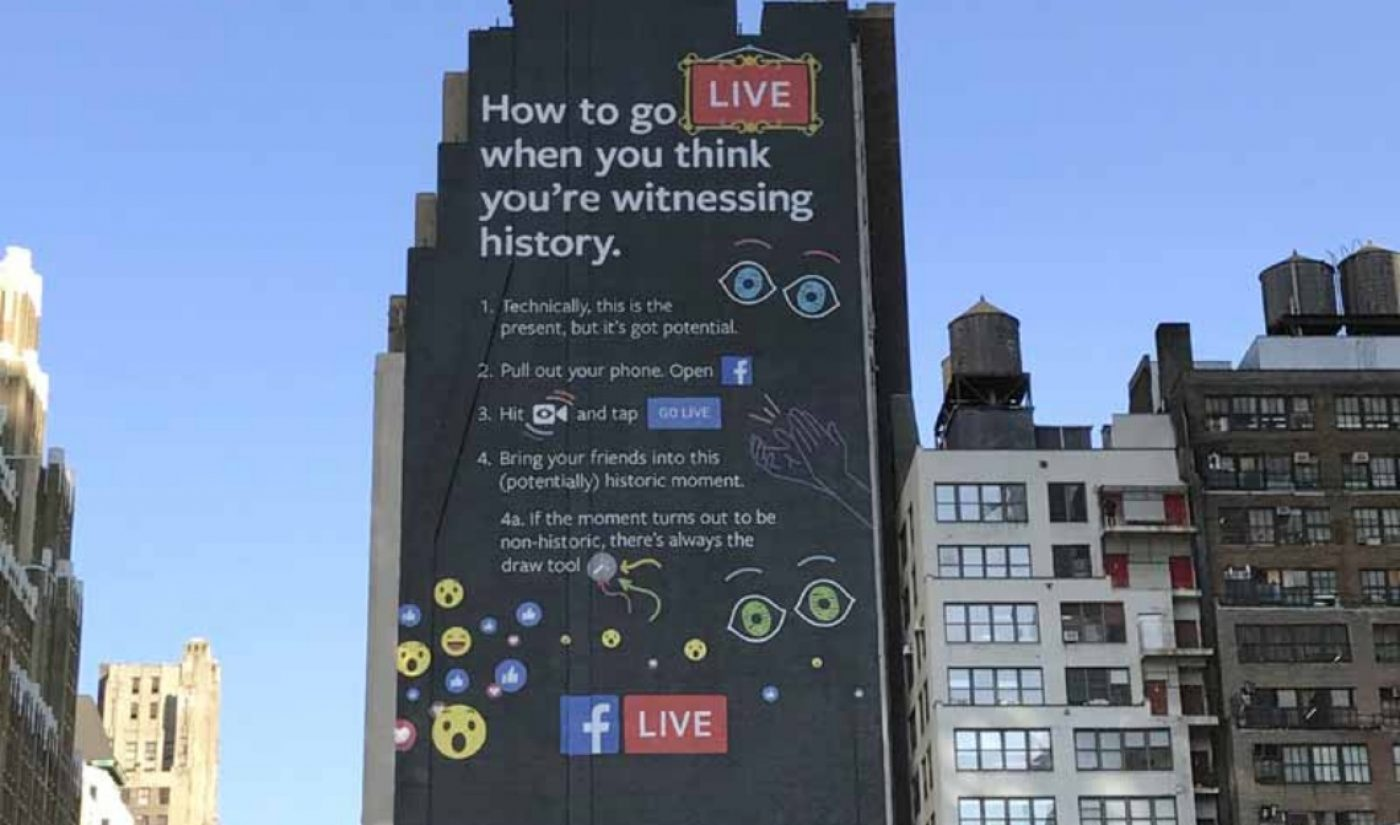 Facebook Live Usage Among Previously-Paid Publishers Declined By More Than 50% In 2017