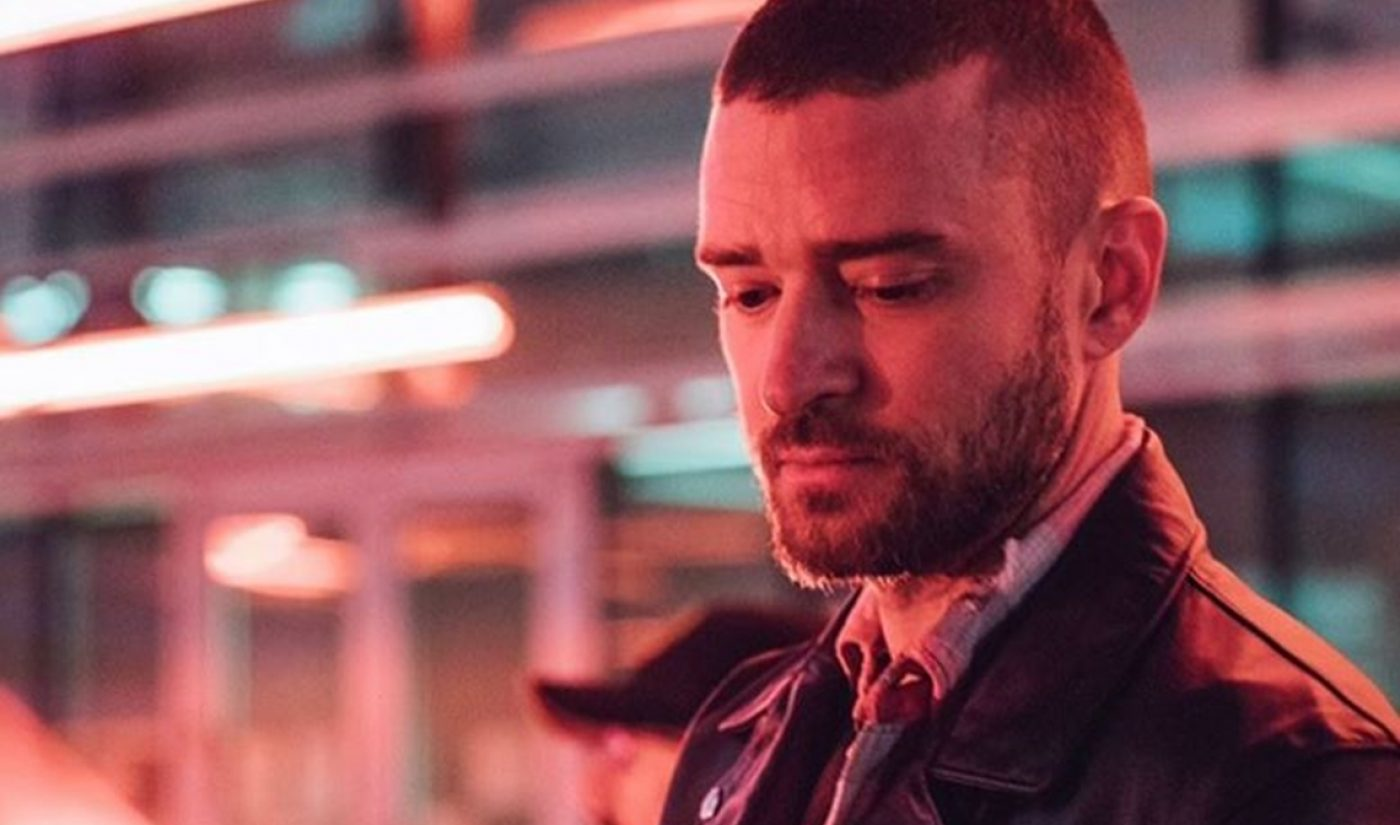 Fullscreen's 'Direct' E-Commerce Division Inks Deals With Justin Timberlake, Trace Adkins, More