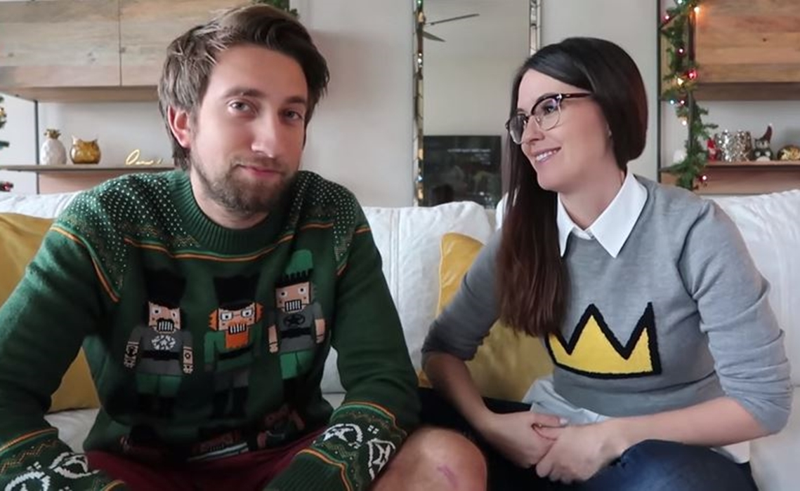 YouTubers Gavin Free And Meg Turney Unharmed After Armed Fan Invaded Their Home - Tubefilter