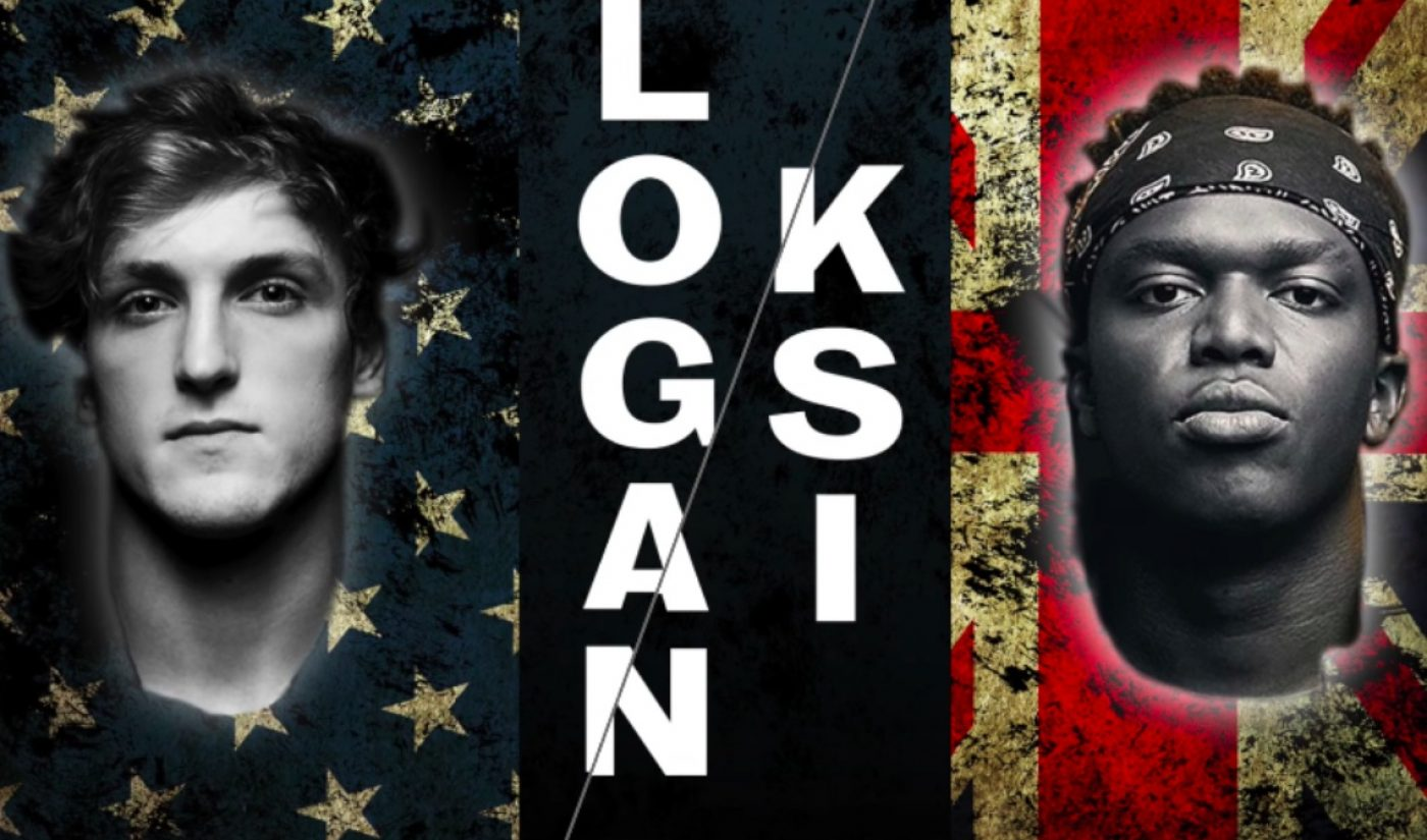 Logan Paul And KSI Are Probably Going To Box And It's Going To Be The Biggest Thing Ever On YouTube