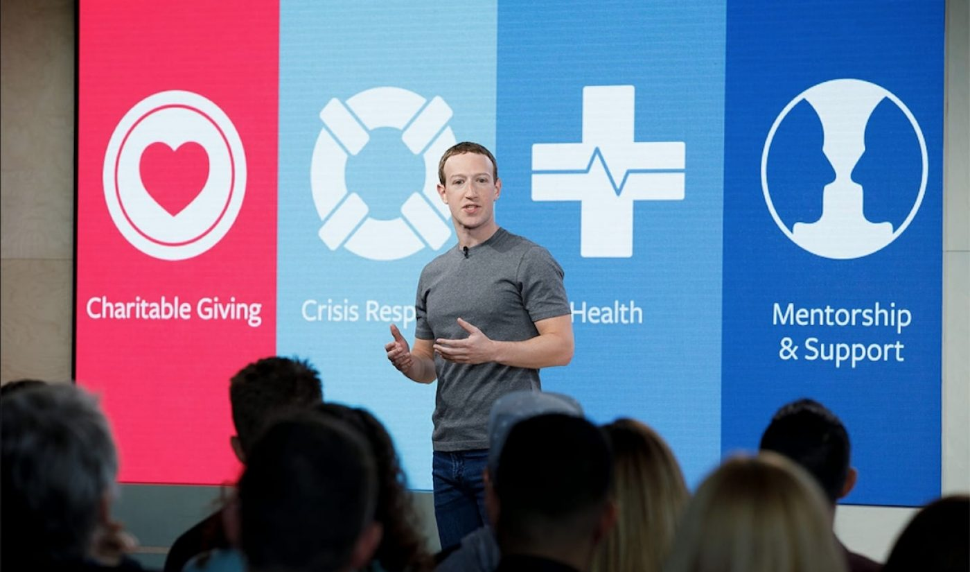 Insights: Facebook Takes A Hard Turn, But Can Publishers Follow?