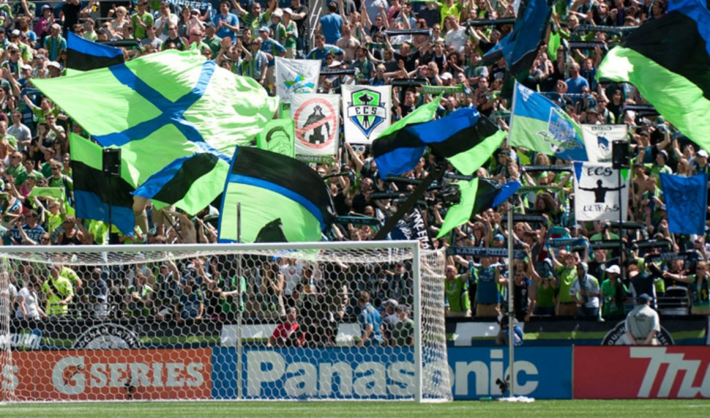 YouTube TV, In Search Of Sports Fans, Gets Rights To Stream Seattle Sounders Soccer Matches