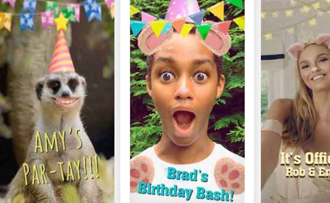Snapchat Introduces Custom Face Lenses-A New Feature for iOS Users