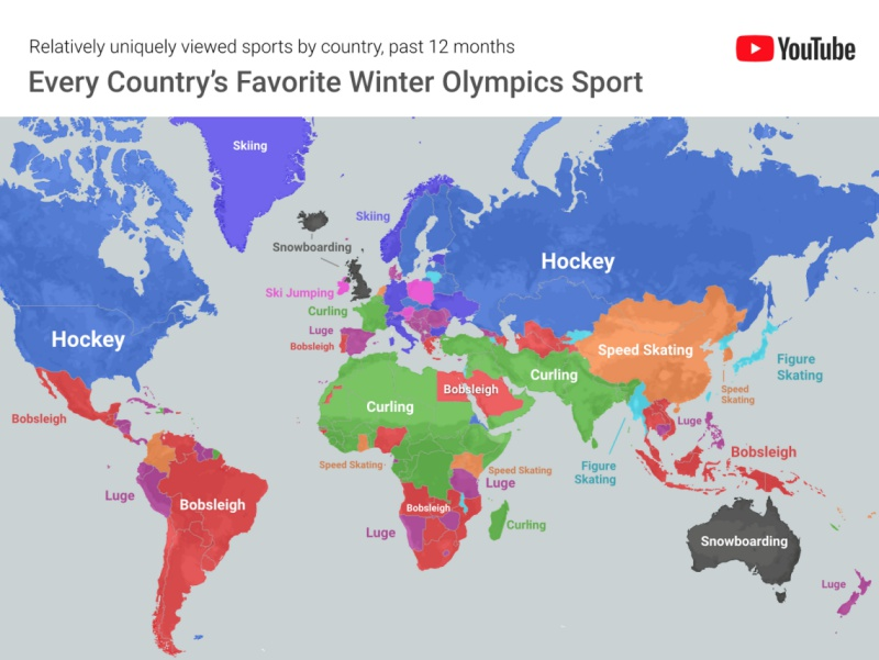 As The Winter Olympics Approach, YouTube Shares Data And Prepares To Youtube India Map on youtube south africa, youtube colombia, youtube kenya, youtube trinidad and tobago, youtube puerto rico, youtube dominican republic, youtube uk england, youtube united kingdom, youtube viet nam, youtube new zealand, youtube zimbabwe, youtube swaziland, youtube the holy land, youtube korea, youtube gambia, youtube sierra leone, youtube syria, youtube russia, youtube el salvador, youtube germany,