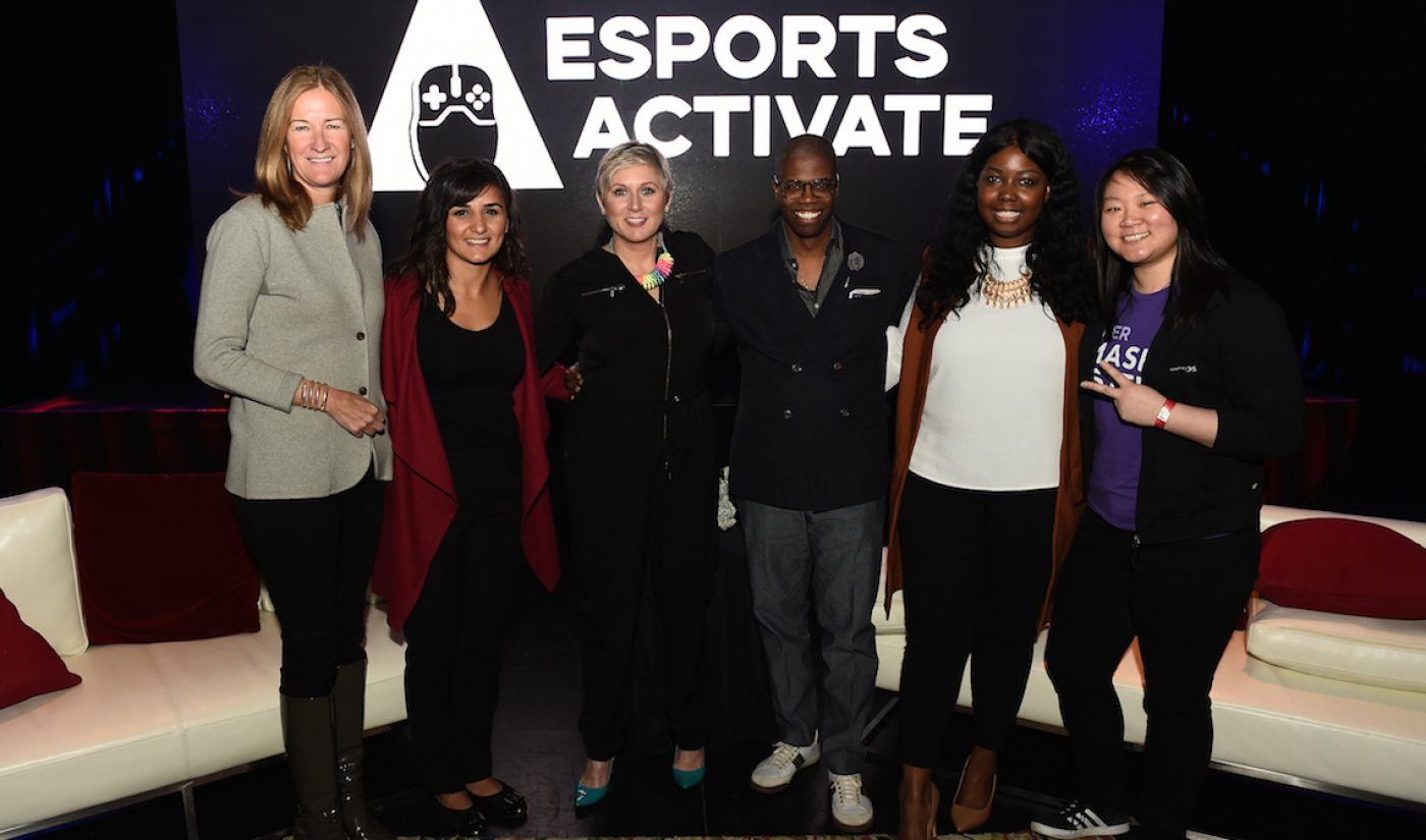 Esports Held Its Own Upfront In New York City, As Brands Like L'Oreal Carefully Plan Their Entry
