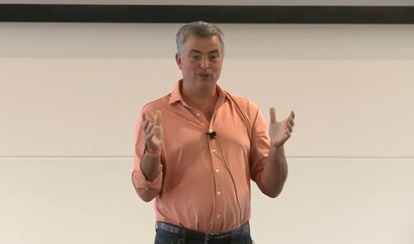 """Eddy Cue On Apple's Video Vision: Unlike Netflix, """"We're Not After Quantity"""""""