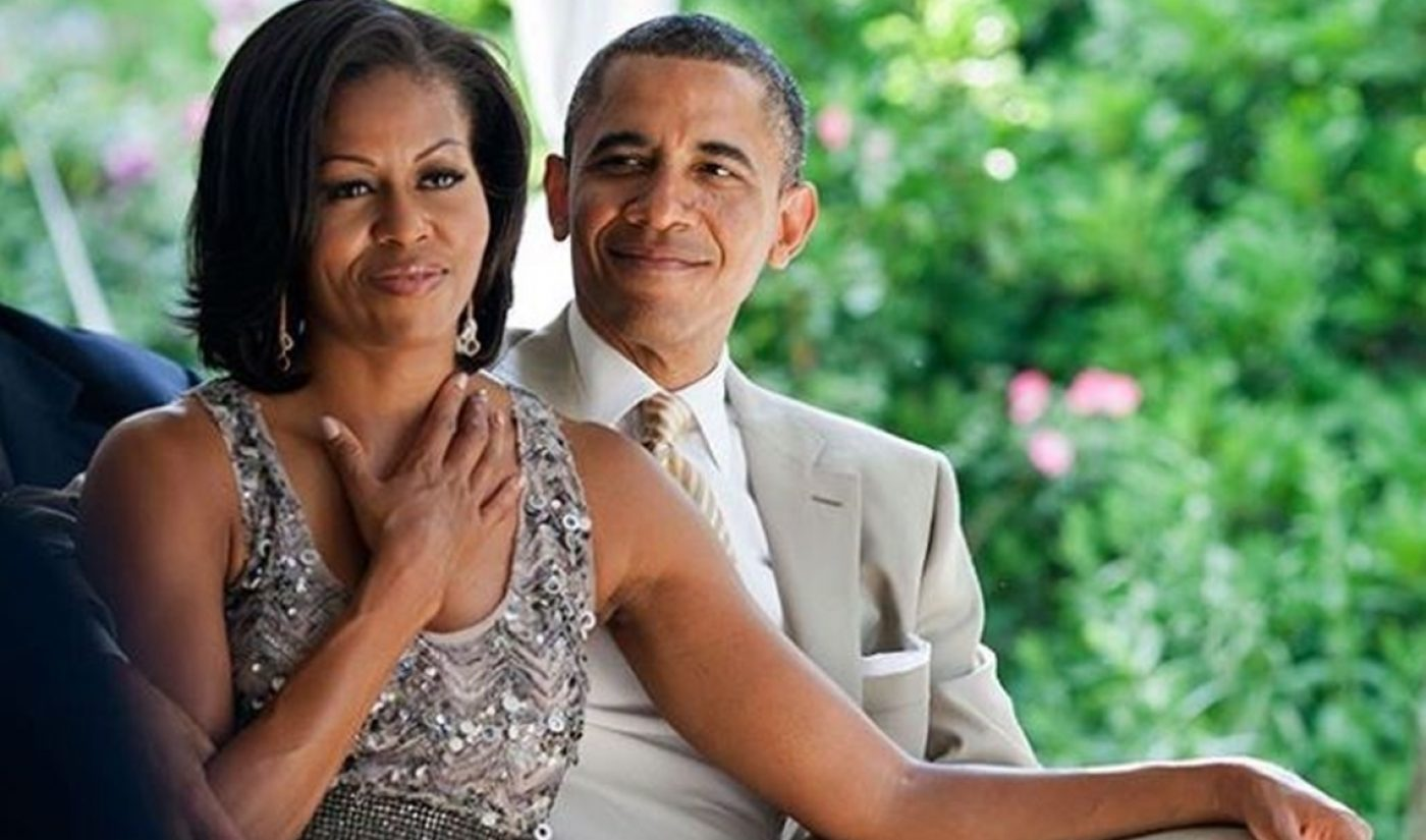"""The Obamas Are In """"Advanced Negotiations"""" With Netflix For Political Series Slate"""