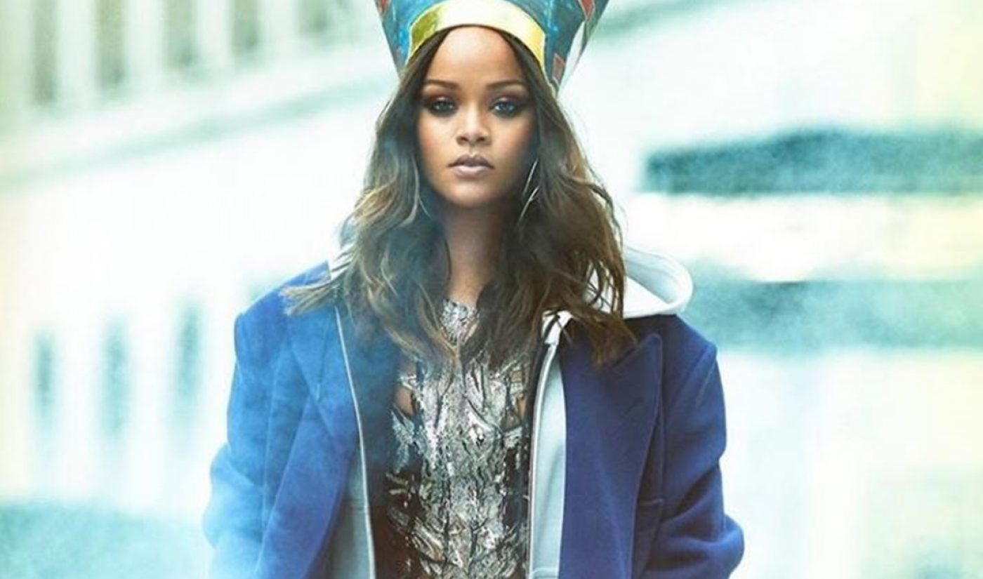 Rihanna Rebukes Snapchat For Ad Appearing To Make Light Of Domestic Violence