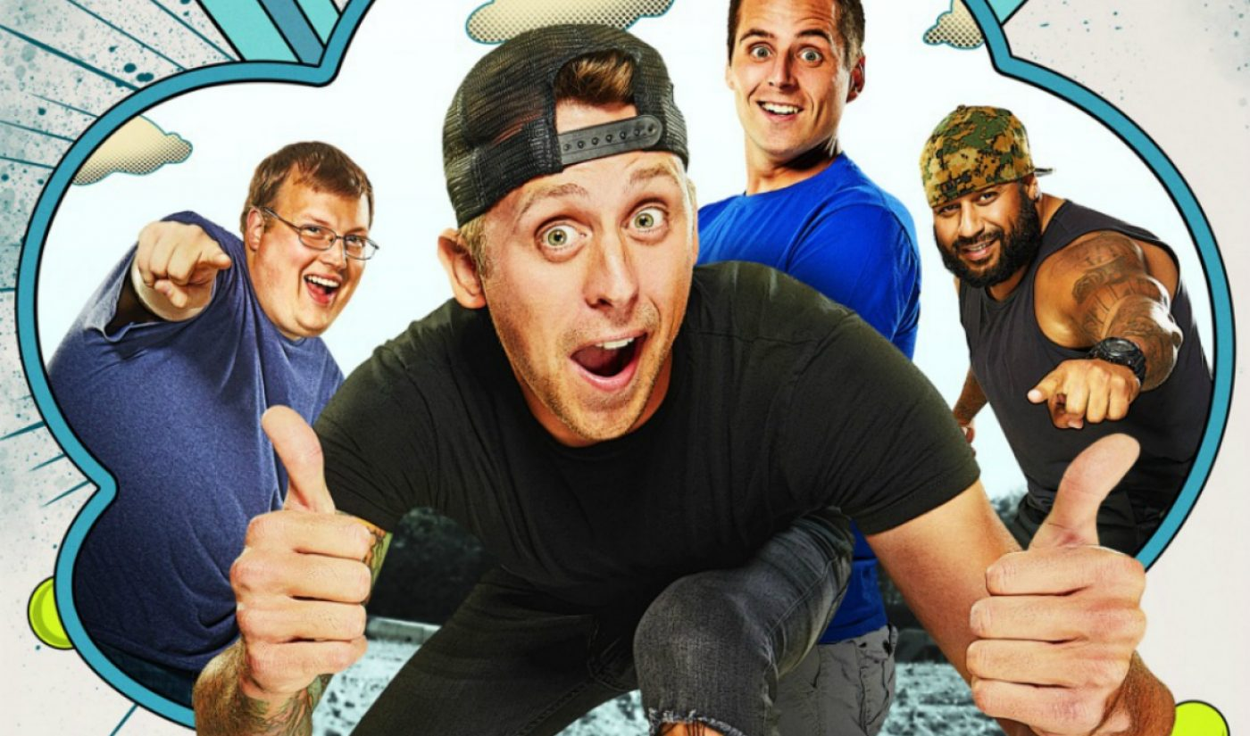 Roman Atwood, Kian Lawley, Alexis G. Zall, VSauce Among Daytime Emmy Nominees
