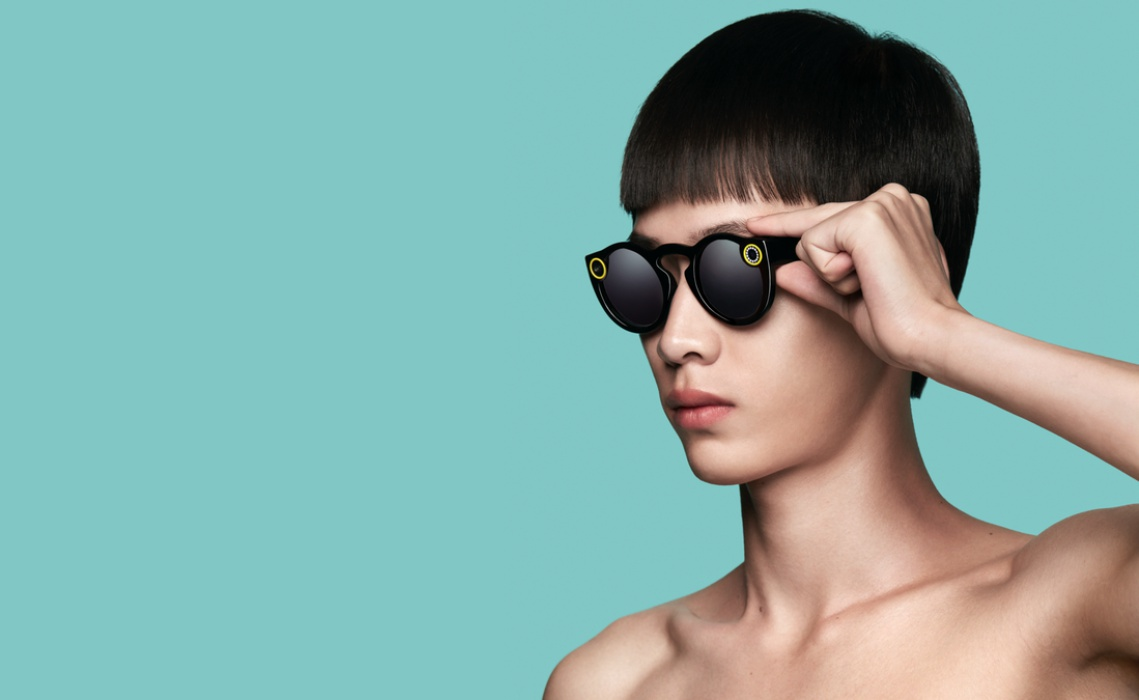 Snap Working on New Smart Specs