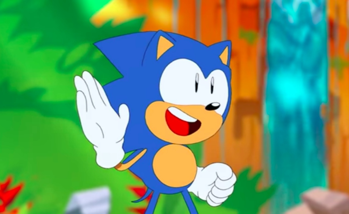 A Sonic The Hedgehog Web Series Will Bring The Spirit Of 90s Cartoons To Youtube Tubefilter