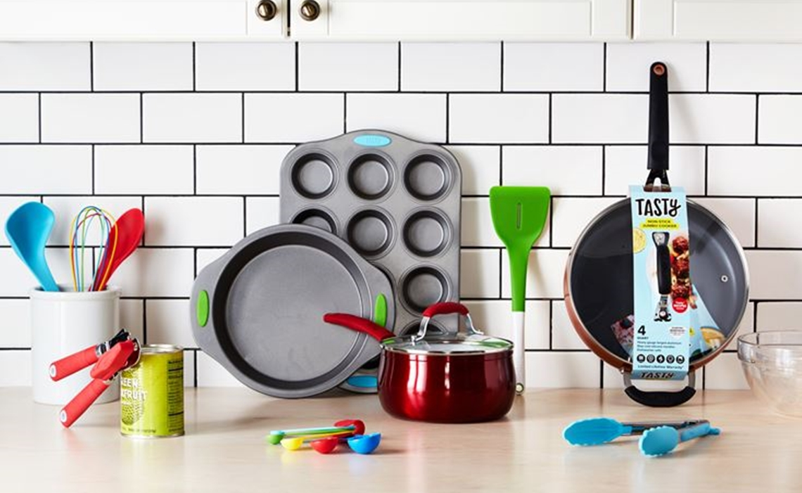 Buzzfeed Makes Biggest Retail Bet Yet With Tasty Branded Kitchen Line At Walmart Tubefilter