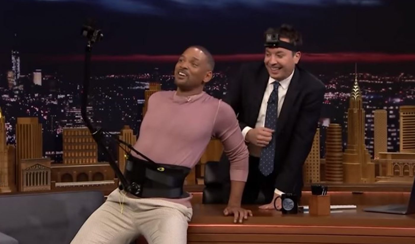 "Will Smith Nabs 1 Million Subscribers In 3 Months After Going ""YouTube Stupid"""