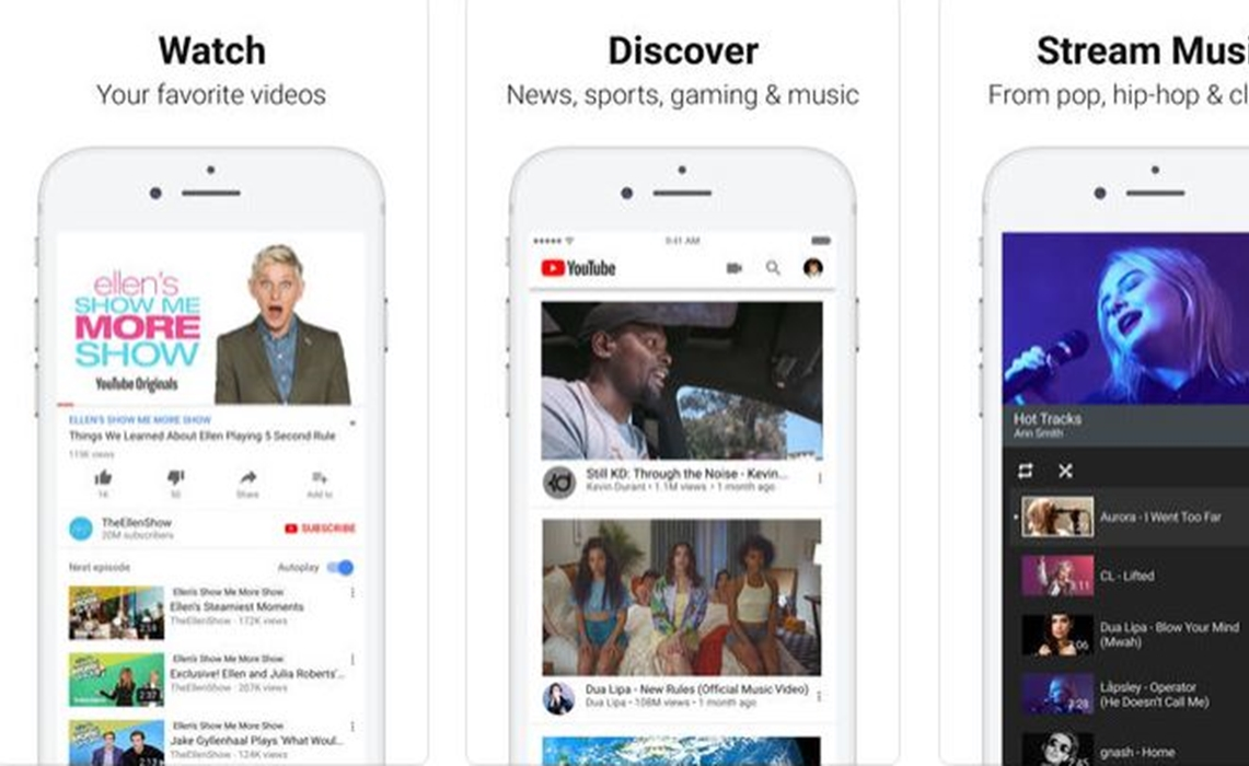 YouTube Becomes Top-Grossing iPhone App For First Time On